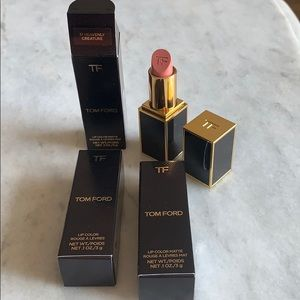 Tom Ford Lip Color Matte in HEAVENLY CREATURE.